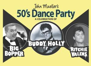 John Mueller's 50'S DANCE PARTY to Return to State Theatre, 10/26