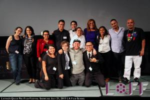 2014 Latino/a Queer Arts & Film Festival Calls for Entries
