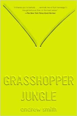 Edgar Wright to Direct GRASSHOPPER JUNGLE Film Adaptation