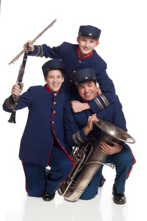 History Theatre Presents the New Musical THE WORKING BOYS BAND, 5/3-6/1