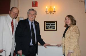 Palace Theatre Receives $15,000 Donation from Members First Credit Union