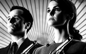 THE AMERICANS Season 2 Premiere Up 72% with L+3