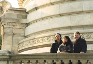 Chamber Trio David Finckel, Wu Han, and Phil Setzer Perform at Meany Hall Tonight