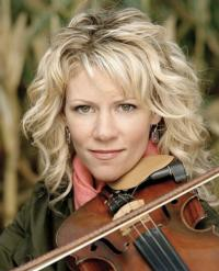 ME's Portland Ovations Presents Canadian Fiddler Natalie MacMaster Tonight