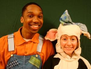 Pumpkin Theatre Opens JACK & THE BEANSTALK Today