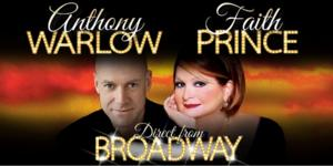 Anthony Warlow and Faith Prince to Premiere DIRECT FROM BROADWAY at Adelaide Cabaret Festival; Then Tour