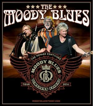 The Moody Blues Play Detroit's Fox Theatre Tonight