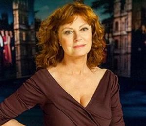 Susan Sarandon Hosts RETURN TO DOWNTON ABBEY Tonight