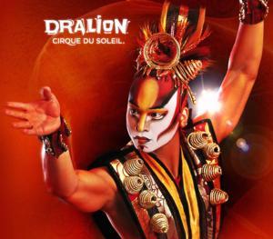 Cirque du Soleil to Present DRALION at JPJ Arena, 10/22-26