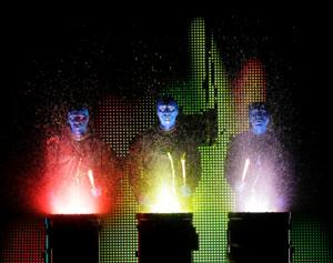 BLUE MAN GROUP National Tour Plays 1,000th Performance Today
