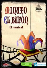 El musical infantil 'Minuto, el bufón' llega al Teatro Arlequín de Madrid