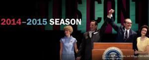 Seattle Repertory Theatre Announces 2014–2015 Season