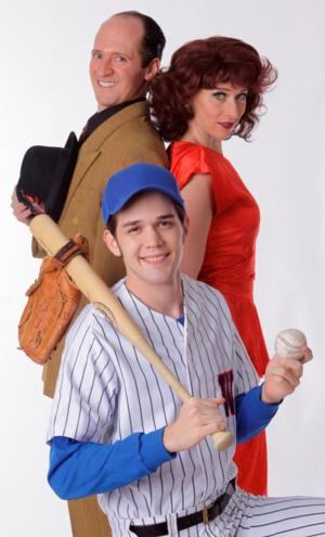 Candlelight Dinner Playhouse to Stage DAMN YANKEES, 4/3-6/8