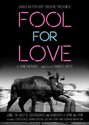 BWW Reviews: Intimate FOOL FOR LOVE Draws You Into the Characters and Their Physical Conflict