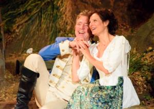 BWW Reviews: Chemistry Drives Theatricum Botanicum's MUCH ADO ABOUT NOTHING