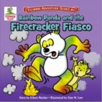 ONCEKids, Inc. Launches RAINBOW PANDA AND THE FIRECRACKER FIASCO