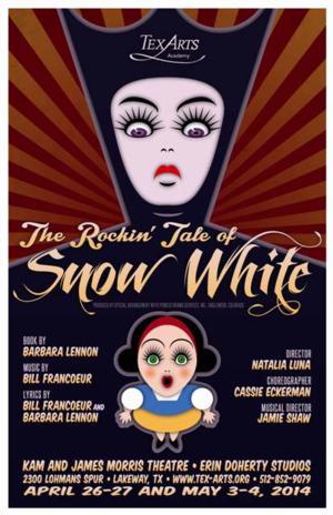 TexARTS to Present THE ROCKIN' TALES OF SNOW WHITE & XANADU this Spring
