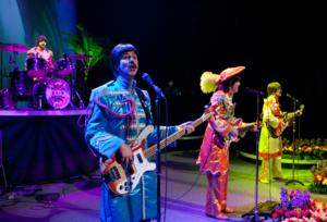Paul Curatolo, Steve Landes & More Set for RAIN - A TRIBUTE TO THE BEATLES