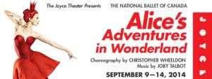 Cast Announced for Christopher Wheelon's ALICE'S ADVENTURES IN WONDERLAND at Lincoln Center This Fall