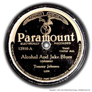 Rare Tommy Johnson 1930 Blues 78 Rpm Record Goes for $37,100 on Ebay