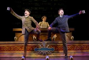 'A GENTLEMAN'S GUIDE' Cast & Creatives Set for 92Y Event, 5/11