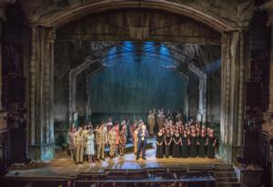 Photo Coverage: Military Wives Sing With Cast Of FROM HERE TO ETERNITY