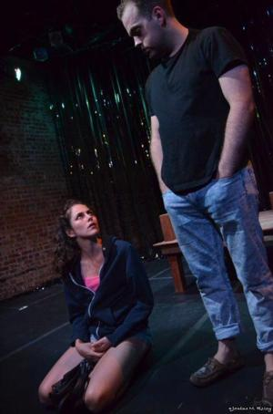The Blind Owl Presents THE COMING WORLD Through 8/17 at the Prop Thtr