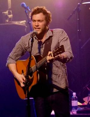 Phillip Phillips to Release New Album 'Behind the Light' 5/19