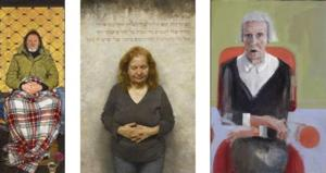Three Artists Have Been Short-Listed for the BP Portrait Award 2014 at the National Portrait Gallery