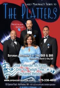 Larry Marhsak's Tribute To The Platters Comes to Spencer Theater for the Performing Arts, 12/1
