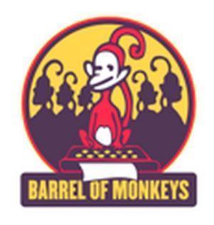 Barrel of Monkeys to Present CELEBRATION OF AUTHORS, 6/3