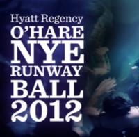 Hyatt Regency O'Hare Announces NYE RUNWAY BALL, 12/31