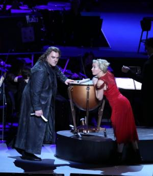 BWW Reviews: Sondheim's SWEENEY TODD Is a Killer at the New York Philharmonic