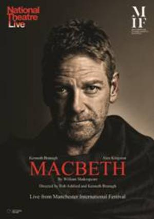 Music Box Theatre to Screen MACBETH Starring Kenneth Branagh, 10/26