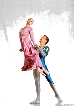 Dances Patrelle to Stage ROMEO & JULIET, 9/11-14