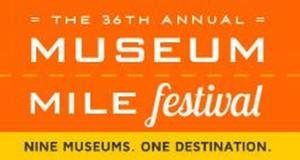 36th Annual Museum Mile Festival Set for 6/10