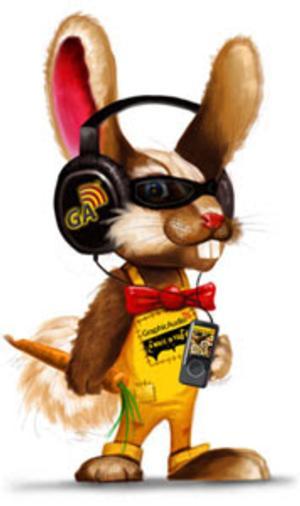 GraphicAudio Presents Its Good Golly Big GA Bunny Bonus Special