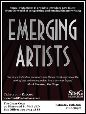 EXCLUSIVE COMPETITION! Win A Spot On 'Emerging Artists' West End Showcase!