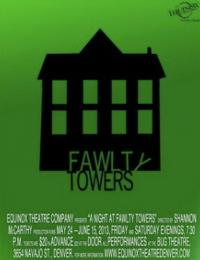 Equinox Theatre Company Presents A NIGHT AT FAWLTY TOWERS, Opening 5/24