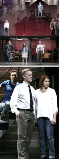 BWW Reviews: La Mirada Stages Intense Revival of Pulitzer Prize-Winning NEXT TO NORMAL