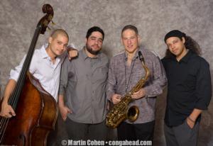 Mitch Frohman Latin Jazz Quartet to Play the Warner, 2/14