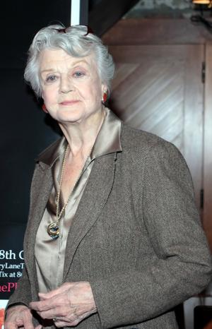 Confirmed! Angela Lansbury to Return to West End in BLITHE SPIRIT March 2014