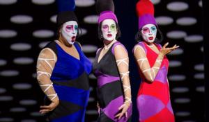 BWW Reviews: WNO's THE MAGIC FLUTE is a Magical Experience, Musically and Visually
