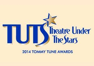 TUTS Announces Winners for 2014 Tommy Tune Awards!
