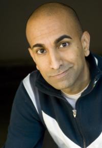Comedian Rajiv Satyal Comes Home to Ohio, 10/5