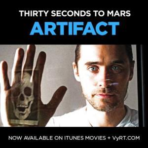 VH1 to World Premiere Jared Leto's Award-Winning Documentary ARTIFACT, 4/26