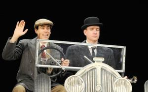Review Roundup: PERFECT NONSENSE Starring Macfadyen and Mangan