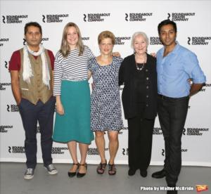 INDIAN INK, Starring Rosemary Harris, Begins Previews Off-Broadway Tonight