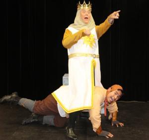 BWW Reviews: SPAMALOT at Woodlawn Theatre is Frivolous Fun