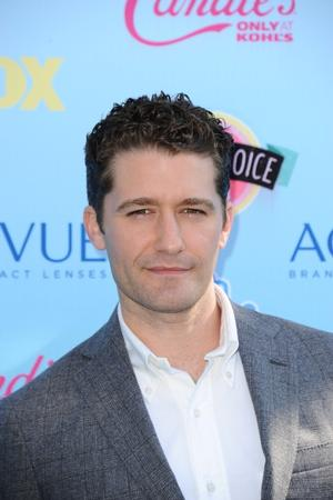 Matthew Morrison to Star on West End Following GLEE Run?